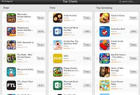 App Store Top Charts How Many Downloads Does It Take To Hit No 1 In The App
