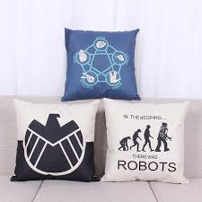 fashion the big bang theory pattern decorative pillowcase cotton linen cushion cover throw pillow covers cushion covers pillow cover pillow cases from