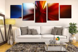 piece group canvas red multi panel canvas panoramic canvas