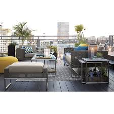 dune outdoor furniture. patio sets and outdoor furniture collections crate barrel dune i