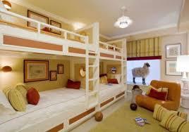 space saving kids furniture. Built-in Bunk Beds, Space Saving Children Furniture Kids