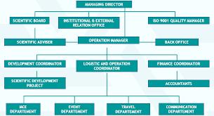 Organization Chart Devital Service Training Center