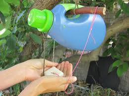 a tippy tap is a water saving handwashing device developed for use in areas where there is no running water usually fabricated out of simple found