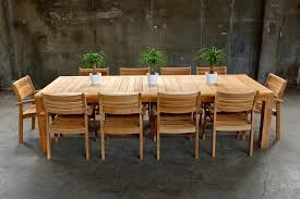 innovative teak outdoor table loveteak warehouse sustainable teak patio furniture