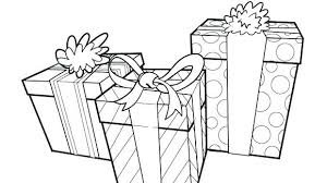 Gift Tag Coloring Page Gifts Coloring Pages Shellspells Org