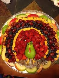 Decorative Relish Tray For Thanksgiving How to make a turkey veggie tray Food Pinterest Turkey 25