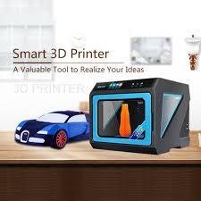 Smart 3d Printer High Precision Hd 4 3 Inch Color Touch Screen