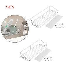 yeegout bathroom corner shelf with 2