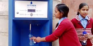Atm Vending Machine Business Best How Equitable Are Water Vending Machines In India