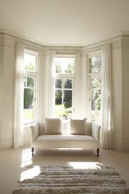 curtain curtains in bay window for windows living room hanging on 97 sensational curtains in