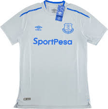 As worn by the first team on matchdays, this short. 2017 18 Everton Away Shirt Bnib M Classic Retro Vintage Football Shirts