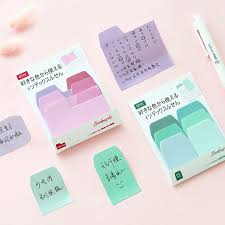 colorful office accessories. Colorful Index Sticky Notes And Memo Pad Small Convenient Paste Stickers Stationery Office Accessories School Supplies K