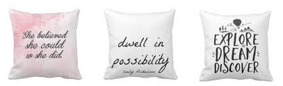 Pillow Quotes Classy Quote Throw Pillows Pretty Throw Pillows
