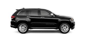 Jeep Grand Cherokee Trim Comparison Chart Jeep Suvs Crossovers Official Jeep Site