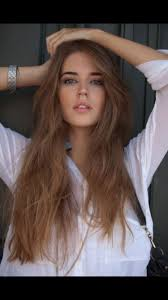 Natural Light Brown Hair Color Natural