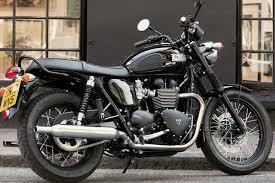 triumph bonnevilles t100 black motorcycle diaries pinterest