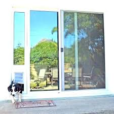 dog door for slider large dog door for slider exterior door with pet door built in dog door for slider