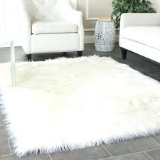 furry white rug white fuzzy rug vibrant furry white rug beauteous best fuzzy rugs ideas on
