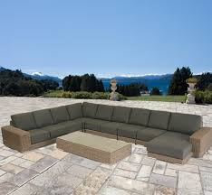 waterproof cushions for outdoor furniture. Bridgman Kingston Modular Sofa Set With Waterproof Cushions - C For Outdoor Furniture