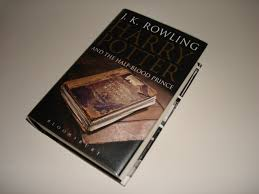 j k rowling harry potter and the half blood prince 1 1 hb version