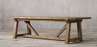 restoration hardware table. Salvaged Wood Beam Collection Restoration Hardware Table