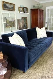 Blue Sofa Blue Is A Neutral New Blue Sofa Kelly Elko