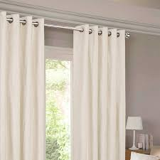 balm cream lined eyelet curtains expand