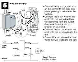 dimmer switches for ceiling fan light combo installing a with wiring red wire best of sketch