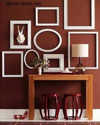 picture frame wall decor ideas 15 home wall decor ideas with decorative frames ideas