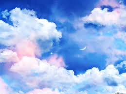 Cloudy night aesthetic wallpaper HD ...