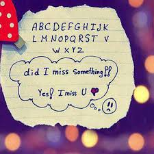 Cute Love Quotes Unique Yes I Miss U Cute Love Quote 48 Love Quotes