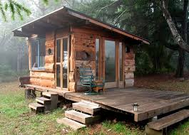 Small Picture Off Grid Tiny House Deep In The Woods of Northern California
