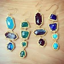 big bold and beautiful statement earrings by texas designer demian and alex make a statement with eliza page jewelry