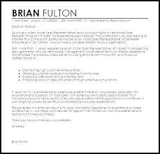 Pharmaceutical Representative Pharmaceutical Representative Cover Letter Pharmaceutical