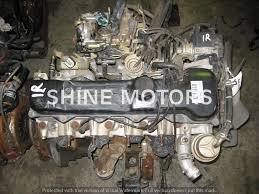 USED ENGINE TOYOTA HIACE 1RZ 2.0 CARB | Shine Motors