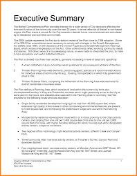 Executive Summary Templates 24 Executive Summary Sample Pdf Points Of Origins 2