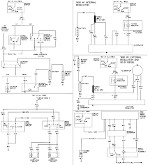 91 ford chassis wiring diagram drawing b