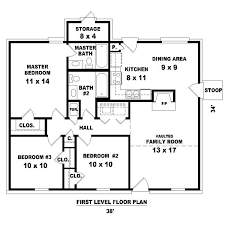 stylish ideas 11 three bedroom house plans free modern 3 modern three bedroom house designs in