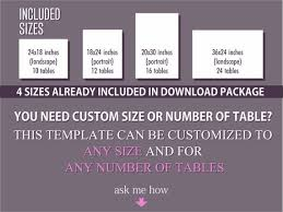 Blush Seating Chart Template Gray Seating Chart Table Plan Seating Plan Template Wedding Seating Charts Template Rose Gray Blush
