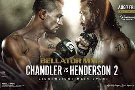 Джон солтер андрей корешков vs. Bellator 243 Chandler Vs Henderson 2 Fight Card Preview Bloody Elbow