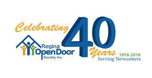 regina open door society inc