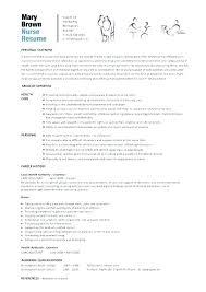 Registered Nurse Curriculum Vitae Sample Curriculum Vitae Samples Templates Word Templates 9 Best Resume
