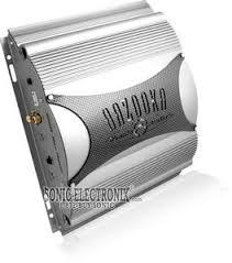 bazooka ela60 2 ela602 300w max 2 channel amplifier bazooka ela60 2