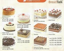 Breadtalk Grand Indonesia Menu Updated Menu For Breadtalk Grand