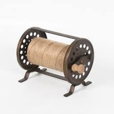 Twine Size Chart And Table Iron Twine String Holder
