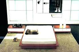 japanese platform bed. Japanese Platform Bed Frame Queen Style Beautiful Bedroom Sweet King