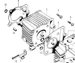 honda trail 90 engine diagram honda wiring diagrams