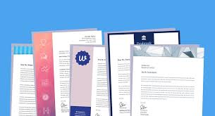 Ideas Letterhead 15 Professional Business Design Venngage - And Templates