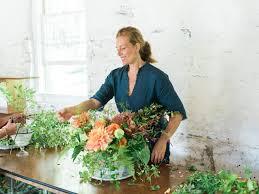 Floral Design Classes Chicago Berkshires Workshop Recap Eco Friendly Wedding And Event