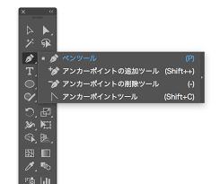 イラストレーターベジェ曲線で描くかんたんイラスト制作の方法
